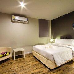 Отель Bett Pattaya Таиланд, Паттайя - 2 отзыва об отеле, цены и фото номеров - забронировать отель Bett Pattaya онлайн комната для гостей фото 4