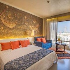 Siam@Siam Design Hotel Bangkok 4* Стандартный номер с различными типами кроватей фото 21