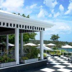 Отель Jamaica Palace Порт Антонио приотельная территория
