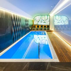 Отель Plaza Испания, Ла-Корунья - отзывы, цены и фото номеров - забронировать отель Plaza онлайн бассейн фото 3