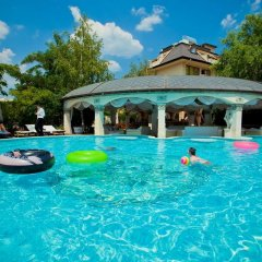 Отель DIT Orpheus Hotel Болгария, Солнечный берег - отзывы, цены и фото номеров - забронировать отель DIT Orpheus Hotel онлайн бассейн фото 3
