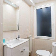 Отель Arrasate - Iberorent Apartments Испания, Сан-Себастьян - отзывы, цены и фото номеров - забронировать отель Arrasate - Iberorent Apartments онлайн ванная