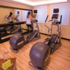 Traders Hotel Qaryat Al Beri Abu Dhabi, by Shangri-la фитнесс-зал фото 4