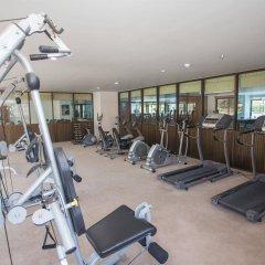 Отель R-Con Wong Amat Suite фитнесс-зал фото 3