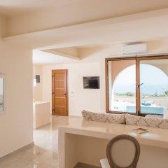 Отель perla nera suites Греция, Остров Санторини - отзывы, цены и фото номеров - забронировать отель perla nera suites онлайн ванная фото 2