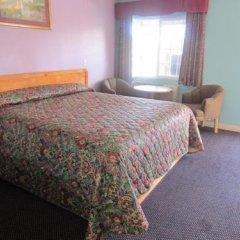 Отель Starlight Inn Van Nuys США, Лос-Анджелес - отзывы, цены и фото номеров - забронировать отель Starlight Inn Van Nuys онлайн комната для гостей фото 5