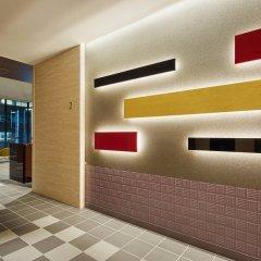 Mitsui Garden Hotel Kyobashi интерьер отеля