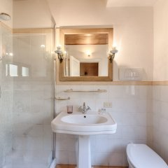 Отель Central Strozzi ванная