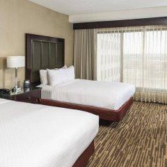 Отель DoubleTree Suites by Hilton Columbus США, Колумбус - отзывы, цены и фото номеров - забронировать отель DoubleTree Suites by Hilton Columbus онлайн комната для гостей фото 3