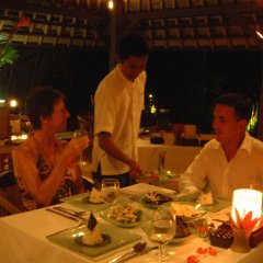 Отель The Pavilions Bali питание