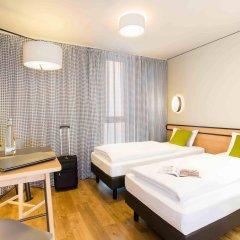 Отель Aparthotel Adagio access München City Olympiapark Германия, Мюнхен - 4 отзыва об отеле, цены и фото номеров - забронировать отель Aparthotel Adagio access München City Olympiapark онлайн комната для гостей фото 2