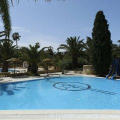 Отель Mediterranee Thalasso-Golf Хаммамет детские мероприятия