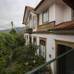 Отель Casa Da Nogueira Португалия, Амаранте - отзывы, цены и фото номеров - забронировать отель Casa Da Nogueira онлайн балкон
