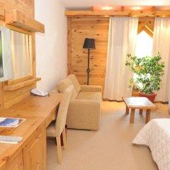 Отель Bianca Resort & Spa 4* Стандартный номер с разными типами кроватей фото 9