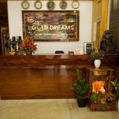Gold Dream Hotel Далат интерьер отеля фото 2
