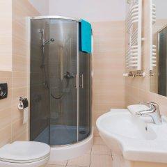 Отель Apartinfo Apartments - Neptun Park Польша, Гданьск - отзывы, цены и фото номеров - забронировать отель Apartinfo Apartments - Neptun Park онлайн ванная