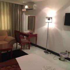 Sun Shine Hotel 3* Номер Делюкс с различными типами кроватей фото 9