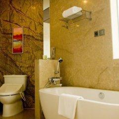 Отель Xiamen Jingmin North Bay Hotel Китай, Сямынь - отзывы, цены и фото номеров - забронировать отель Xiamen Jingmin North Bay Hotel онлайн ванная фото 2