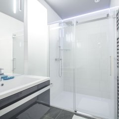 Отель Dreamyflat - Champs Elysées IV Франция, Париж - отзывы, цены и фото номеров - забронировать отель Dreamyflat - Champs Elysées IV онлайн ванная