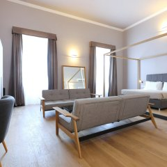 Отель La Torre del Cestello Италия, Флоренция - отзывы, цены и фото номеров - забронировать отель La Torre del Cestello онлайн комната для гостей фото 5