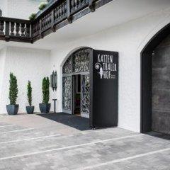 Garni Hotel Katzenthalerhof Лана парковка