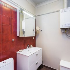 Отель ApartLux Begovaya Suite Москва ванная