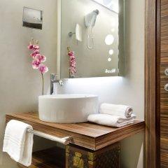 Hotel Unicorno ванная