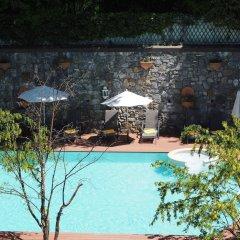 Отель Les Sources Des Alpes бассейн фото 3