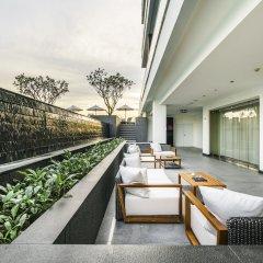 Отель Akyra Thonglor Bangkok Таиланд, Бангкок - отзывы, цены и фото номеров - забронировать отель Akyra Thonglor Bangkok онлайн балкон