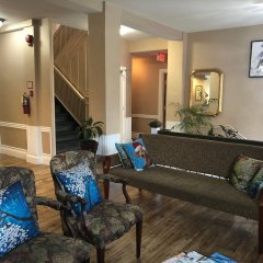 Windsor Inn Hotel интерьер отеля
