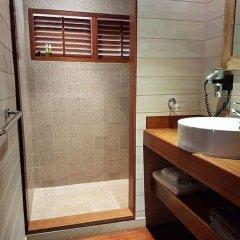 Отель Villa Anuanua - Moorea Папеэте ванная