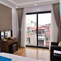 Отель Hanoi Bella Rosa Suite Hotel Вьетнам, Ханой - отзывы, цены и фото номеров - забронировать отель Hanoi Bella Rosa Suite Hotel онлайн комната для гостей фото 2