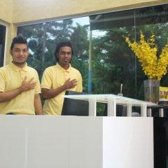 Отель Georgetown Hotel Малайзия, Пенанг - отзывы, цены и фото номеров - забронировать отель Georgetown Hotel онлайн интерьер отеля
