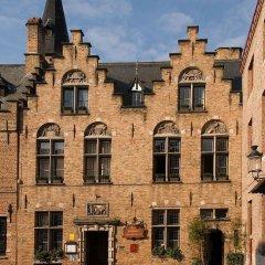 Отель Duc De Bourgogne Бельгия, Брюгге - отзывы, цены и фото номеров - забронировать отель Duc De Bourgogne онлайн фото 8