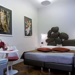 Отель Relais Forus Inn сауна