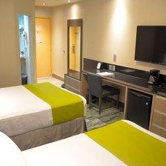 Отель Araiza Hermosillo Мексика, Эрмосильо - отзывы, цены и фото номеров - забронировать отель Araiza Hermosillo онлайн удобства в номере фото 2