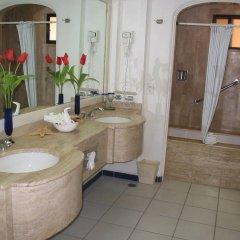 Отель Best Marina&pool View Luxe JR Suite IN Cabo Золотая зона Марина ванная