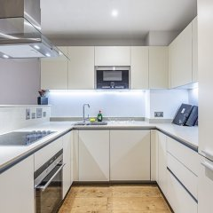 Апартаменты CE Apartments - Greenwich в номере