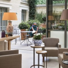 Отель Le Littre Франция, Париж - отзывы, цены и фото номеров - забронировать отель Le Littre онлайн фото 15