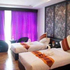 The Sand Beach Hotel Pattaya комната для гостей фото 2