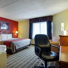 Отель Comfort Inn University Center удобства в номере фото 2