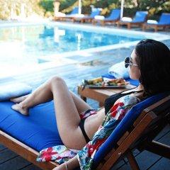 Отель Best Western Premier Ark Тирана бассейн фото 2