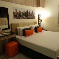 Отель Octagon Mansion Hotel Филиппины, Манила - отзывы, цены и фото номеров - забронировать отель Octagon Mansion Hotel онлайн комната для гостей фото 4