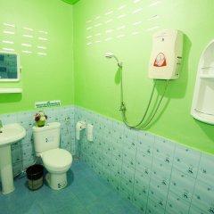 Отель Nid's Bungalows ванная