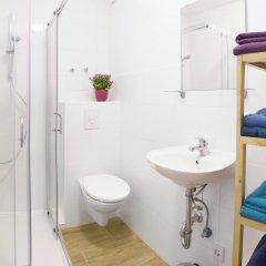 Отель Apartment11 Wartburg Кёльн ванная
