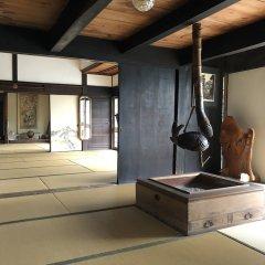 Отель Nouka Minpaku Seiryuan Япония, Минамиогуни - отзывы, цены и фото номеров - забронировать отель Nouka Minpaku Seiryuan онлайн фитнесс-зал фото 2