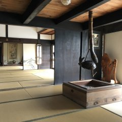 Отель Nouka Minpaku Seiryuan Минамиогуни фитнесс-зал фото 2