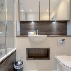 Отель 1 Bedroom Flat in Surrey Quays With Balcony Великобритания, Лондон - отзывы, цены и фото номеров - забронировать отель 1 Bedroom Flat in Surrey Quays With Balcony онлайн ванная фото 2