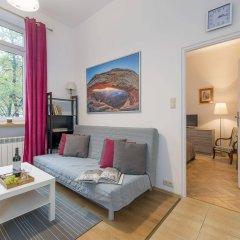Апартаменты P&o Apartments MokotÓw комната для гостей