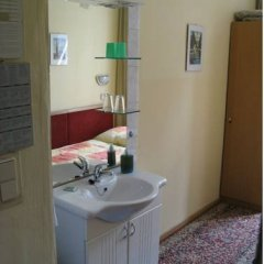 Отель Rustler Австрия, Вена - отзывы, цены и фото номеров - забронировать отель Rustler онлайн ванная фото 2